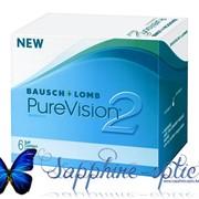Контактные линзы Pure Vision 2 фото