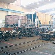 Ремонт вагонов фото