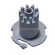 Суппорт ручки таймера стиральной машины ELECTROLUX, ZANUSSI, AEG 1247821018 фото