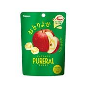 Мармелад жевательный Гумми Пьюрал (медовое яблоко). Kabaya, 45г., Япония фото