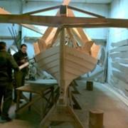 Лодки деревянные фото