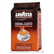 Кофе в зернах Lavazza Crema e Gusto tradizione italiana 1000g фото