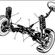 Рулевое управление и подвеска фото
