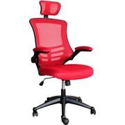Кресло OFFICE4YOU RAGUSA 27717 RED фото