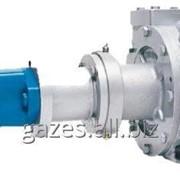 Насосный агрегат Corken Z2000 с адаптером и гидравлическим приводом гидромотором Danfoss OMR80 для газовозов, пропана, бутана, сжиженого газа, налива газовых модулей фото