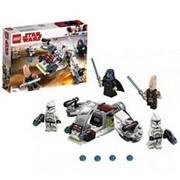 Конструктор Lego Star Wars Tm Боевой набор джедаев и клонов-пехотинцев фото