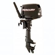 Мотор лодочный Mercury M 6 фото