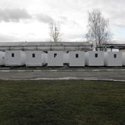 Мобильное жилое здание на 3-6 человек - 6.0х2.47х2.4м фото