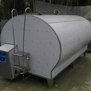 Танк-охладитель молока закрытого типа Арктика-5000 фото