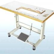 Стол для промышленной швейной машины фото