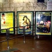 Реклама на лайт-боксах в метрополитене фото