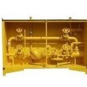 Пункт шкафной газорегуляторный ГРПШ-400-01 на базе РДНК-400М фото