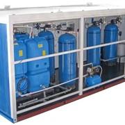 Модульное здание - Система водоочистки фото