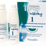 Средство Farmavita для химической завивки волос LIFE WAVING фото