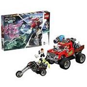 LEGO Игрушка Hidden Side Трюковый грузовик Эль-Фуэго (70421) фото
