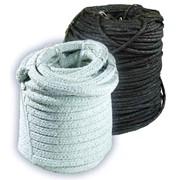 Набивка сальниковая плетеная сухая АС фото