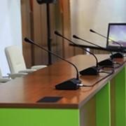 Деловые услуги. Конференц сервис фото