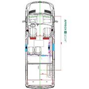 Бронирование автомобилей по ДСТУ 3975-2000 фото