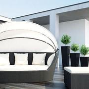 Мебель садовая,Диван Портофино - софа - мебель для дома, мебель для сада, мебель для ресторана, мебель для бассейна фото