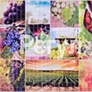 Листовая панель ПВХ Мозайка Осень 960*480мм фото