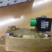электромагнитный клапан фото