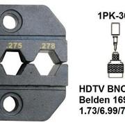 Pro`skit 1PK-3003D31 Насадка для обжима 1PK-3003F (HDTV,BNC/TNC,RG6, Belden 1694,1694A) фото