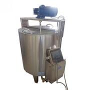 Ванна длительной пастеризации / Сыроизготовитель 400 л. фото