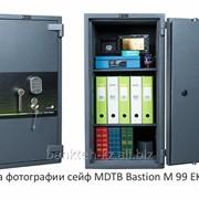 Сейф MDTB Bastion M 1585 EK фото