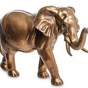 """Статуэтка """"Слон"""" арт.MN-34 фото"""