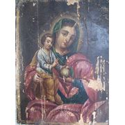 Реставрация картин икон фото