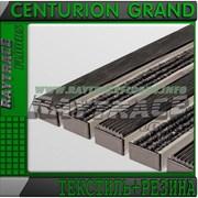 Придверная решетка CENTURION GRAND ТЕКСТИЛЬ+РЕЗИНА фото