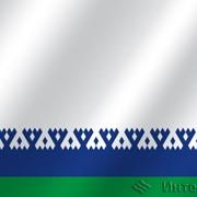 Флаг Ненецкий автономный округ фото