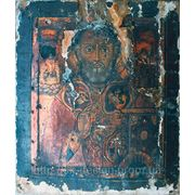 Реставрация иконы Николая Чудотворца фото