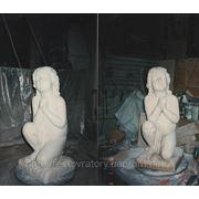 Реставрация изделий из мрамора фото
