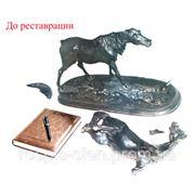 Реставрационные работы по цветным металлам Донецк фото