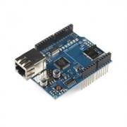 Платы расширения Ethernet Shield W5100 для Arduino фото