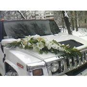 Прокат свадебной композиции на авто