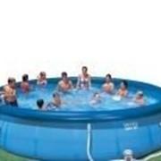 Бассейн надувной Intex 28168 (54916) Easy Set Pool 457*122 см + аксессуары фото