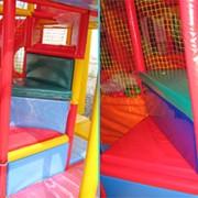 Лестница поворотная для игровой комнаты от производителя фото