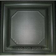 Перфорировання металлическая филенка для ворот 500х500 фото