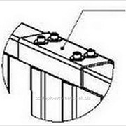 Кронштейн для стыковки турникета PERCo-RF01 0-11 фото