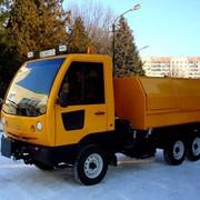 Коммунальный автомобили - мусоровозы ЕМ-С440 «Электрон» фото