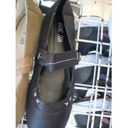 Черные туфли женские оптом фото
