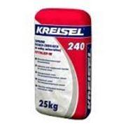 Кreisel 240 GEWEBEKLEBR Клей для минеральной ваты универсальный - 25 кг фото