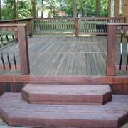 Забор и лестницы фото