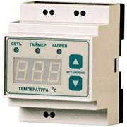Терморегулятор для сауны цифровой с таймером фото