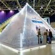 Широкий спектр мобильных выставочных стендов и выставочного оборудования для оформления презентаций, выставочных залов и мест продаж фото