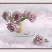 """Набор для вышивки крестом """"Розовые облака"""", артикул 0303 фото"""