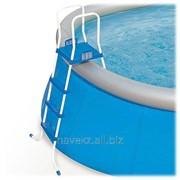 Лестница для бассейнов до 132 см 58160FR фото