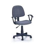 Кресло компьютерное Halmar DARIAN BIS (серый) фото